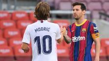 Real Madrid y Barcelona se felicitan y desean lo mismo para el 2021