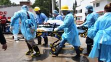Fuertes lluvias ocasionan inundaciones en un hospital en Hidalgo, México: 17 personas murieron