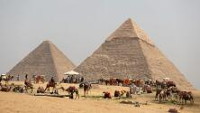 En video: Descubren un impresionante espacio oculto en la Gran Pirámide de Giza