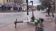 Estudio revela un alto número de accidentes en patinetas eléctricas o 'Scooters' en las calles de Austin