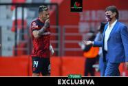 """Hernán Cristante: """"Rubens Sambueza podría jugar hasta los 60 años"""""""