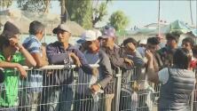 Opciones de los migrantes de la caravana para obtener el asilo