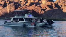 Pareja se ahoga al intentar recuperar un objeto en el río Colorado al norte de Lake Havasu City
