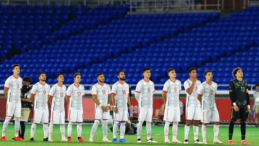 Así jugará el Tri olímpico: el XI que perfila ante Brasil