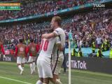 ¡Sentencian a Alemania! Grealish centra y Harry Kane marca el 2-0