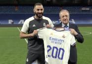 Benzema llegó a 200 goles en LaLiga con el Real Madrid y elige su preferido