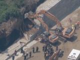 Trabajador hispano muere tras quedar sepultado después del colapso de un muro en el sitio del almacén de Amazon en Filadelfia