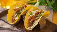 Barbacoa mexicana en olla express