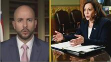 ¿Cuál será el mayor reto de la vicepresidenta Harris en su viaje a México y Guatemala?