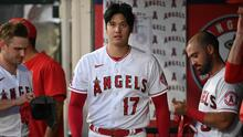 Ohtani conecta su jonrón 45, pero los Astros arrollan a los Angels