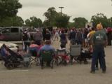 Memorial Day: Manifestantes toman las calles para exigir la reapertura total de Carolina del Norte