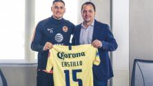 La elección del número 15 se debió a una razón especial, explicó 'Nico' Castillo