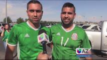 Autoridades en alerta por las celebraciones de los partidos de la Copa Oro