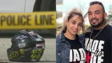 Amigos del motociclista muerto en caída en Key Biscayne culpan a una patrulla del accidente