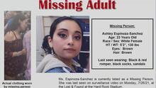 Piden ayuda para encontrar a una joven que fue vista por última vez en un evento en el estadio Hard Rock