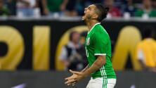 El mágico gol de 'Tecatito' Corona fue elegido como el Mejor del Año en la Concacaf