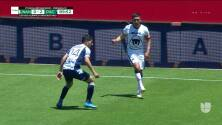 ¡GOOOL! Sebastian Saucedo anota para Pumas UNAM.