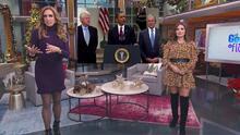 Los expresidentes Obama, Bush y Clinton dicen sí a la vacuna contra el covid-19 y Lili da su razón de por qué ella no