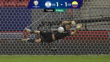 ¡Héroe anónimo! Martínez ataja tres penales y pone a Argentina en la Final