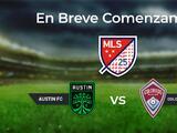 En Vivo: Austin KAKW  Inter-Austin-FC