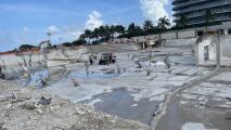 Labores de limpieza del edificio derrumbado en Surfside se acercan a su fin, pero aún hay desaparecidos