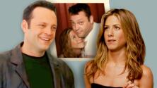 Vince Vaughn ayudó a Jennifer Aniston a olvidar uno de sus grandes amores