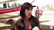 Así reaccionó María Fernanda Yepes tras la muerte de su personaje Zulima en 'La piloto'