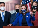 """""""Cobardes"""": las duras palabras que Nancy Pelosi lanzó a los republicanos que no declararon culpable a Trump"""