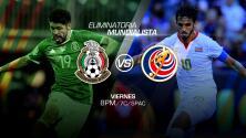 México y Costa Rica buscan demostrar cuál es el gigante de CONCACAF; EEUU, a salvar el pellejo