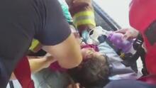 Niña muere tras inhalar humo cuando su madre cocinaba con leña