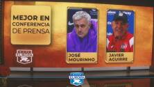 Premios Misión Europa   ¿Aguirre o Mourinho? Mejor conferencia de prensa