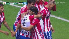 ¿El efecto Matosas? San Luis sorprende al Puebla con gol tempranero