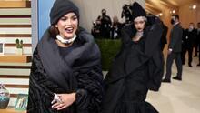 """Clarissa presenta su sección en la versión """"picapollo"""" de Rihanna en la Met Gala"""