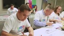 Univision 23 se une a varias organizaciones para servir a la comunidad en Texas