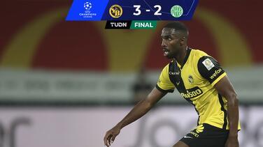 Young Boys aventaja a Ferencváros; Mälmo le pega a Ludogorets