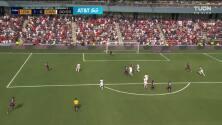 Resumen del partido Estados Unidos (Selección de futbol) vs Canadá