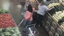 En video: vea por qué hay que tener cuidado con la cartera mientras hace la compra