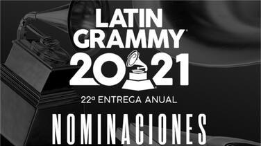 Las nominaciones a Latin GRAMMY 2021 se anunciarán el próximo 28 de septiembre