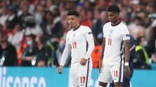 ¡No al racismo! Inglaterra condena ataques contra jugadores
