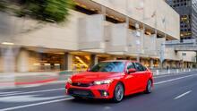 Imágenes del Honda Civic Sedan 2022