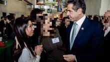 Las fotos con mujeres reveladas por la fiscalía durante la investigación de acoso sexual de Andrew Cuomo