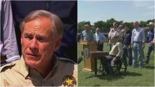 Gobernadores republicanos exigen una respuesta del presidente Biden para resolver la crisis en la frontera