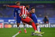 Con orden y contragolpes el Chelsea elimina al Atlético de Madrid