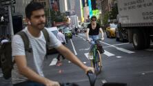 Evalúan en la ciudad de Nueva York medidas de mejora para garantizar la seguridad de peatones y ciclistas