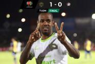 Resumen | FC Juárez supera 1-0 al San Luis con un penalti de Rolan