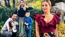Florencia de Saracho anuncia que está embarazada de su tercer hijo