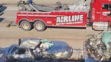 Una hispana muere en accidente provocado por conductor que manejaba en dirección contraria