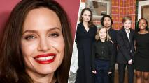 Las niñeras de Angelina Jolie deben seguir reglas muy estrictas, ¡pero la paga lo vale!