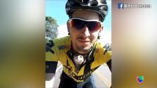 La tierna historia de un ciclista que rescató a un gatito es furor en las redes
