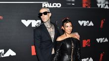 Kourtney Kardashian y Travis Barker se ponen serios